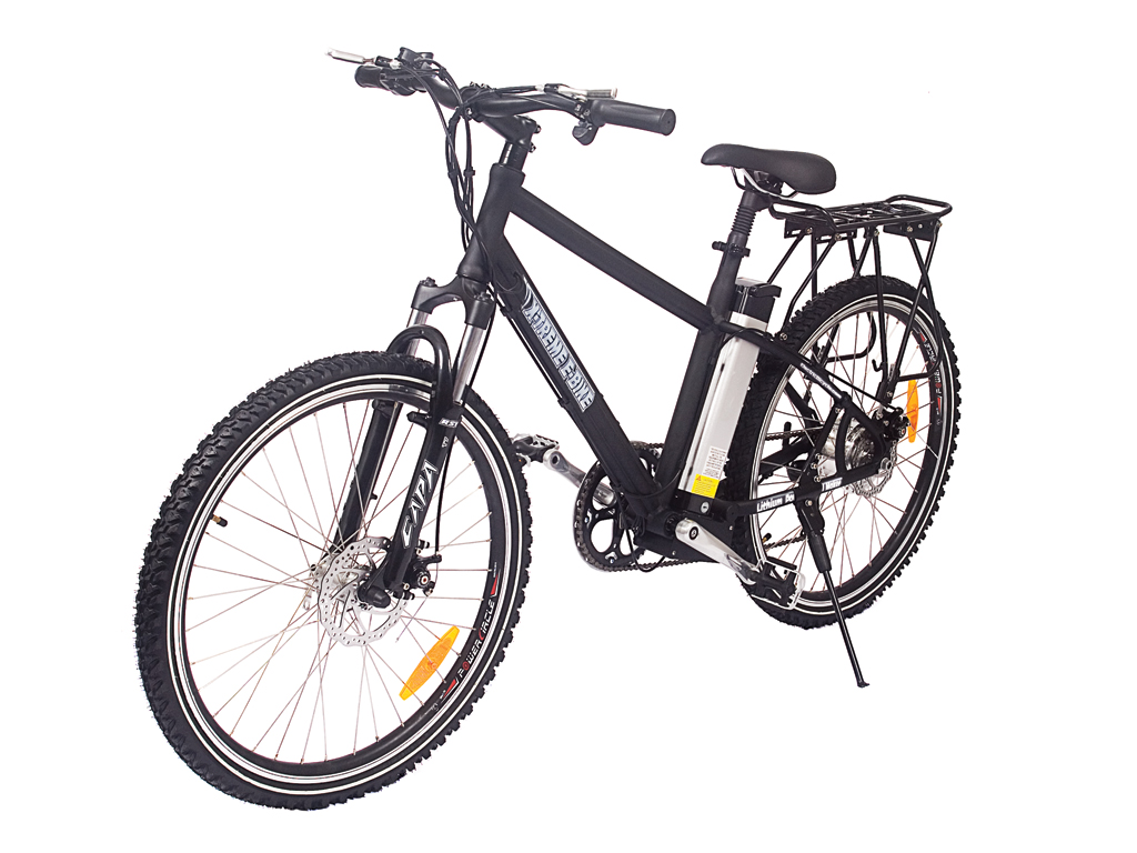X-Treme Trail Maker Electric Mountain Bike Black