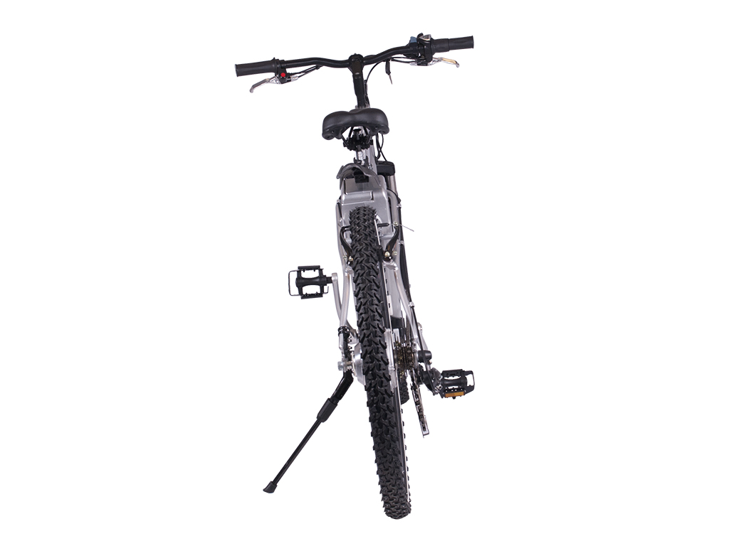 SLA powered assisted mountain bike aluminum