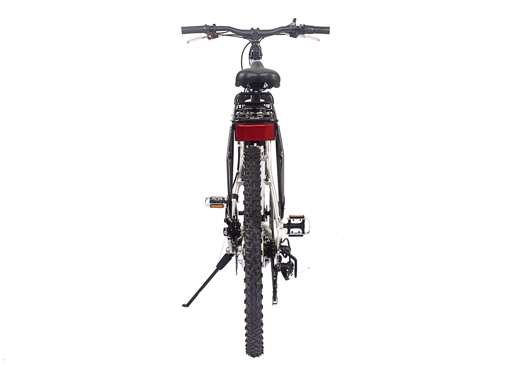 Mens battery powered mountain bike aluminum