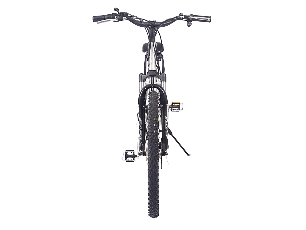 Womens electric mountain bicycle aluminum